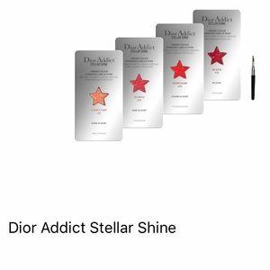 💄 5/$15 Dior Stellar Shine Lip Samples (2 Boxes)